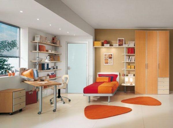 Дизайн интерьера. Комната для девочки-подростка (32) (600x444, 103Kb)