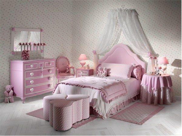 Дизайн интерьера. Комната для девочки-подростка (36) (600x449, 147Kb)