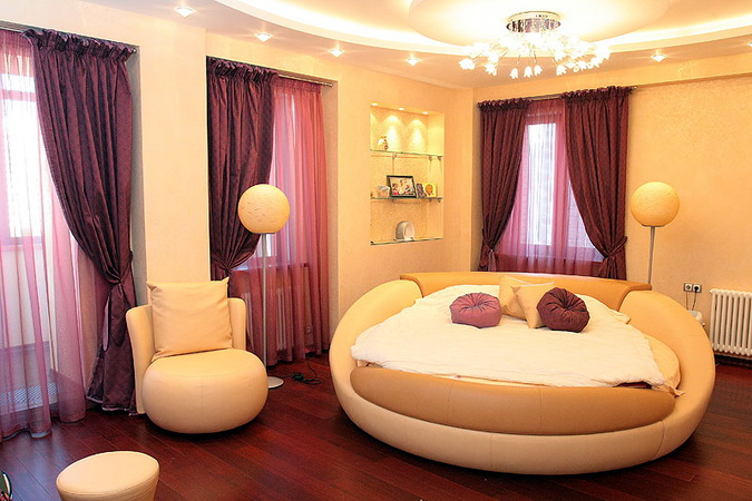 красивый дизайн спальни 12 (675x450, 315Kb)
