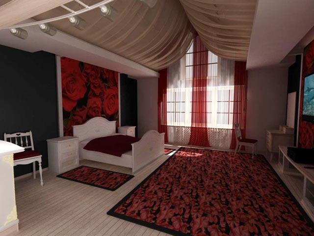 красивый дизайн спальни 15 (640x480, 210Kb)