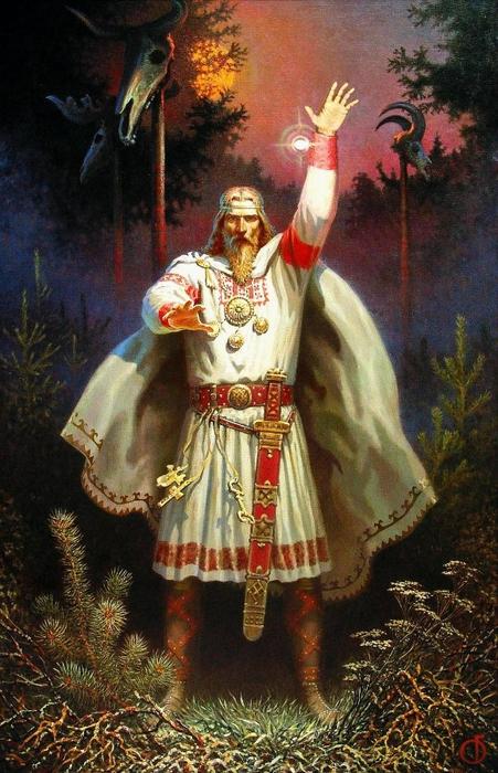boris-olshansky-the-night-of-the-warrior-1995 (451x700, 301Kb)