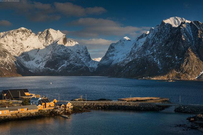 Лофотенские острова норвегия 8 (670x447, 246Kb)