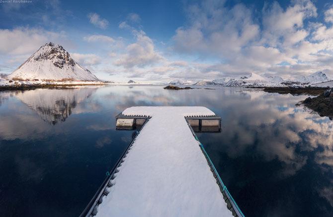 Лофотенские острова норвегия 12 (670x436, 180Kb)