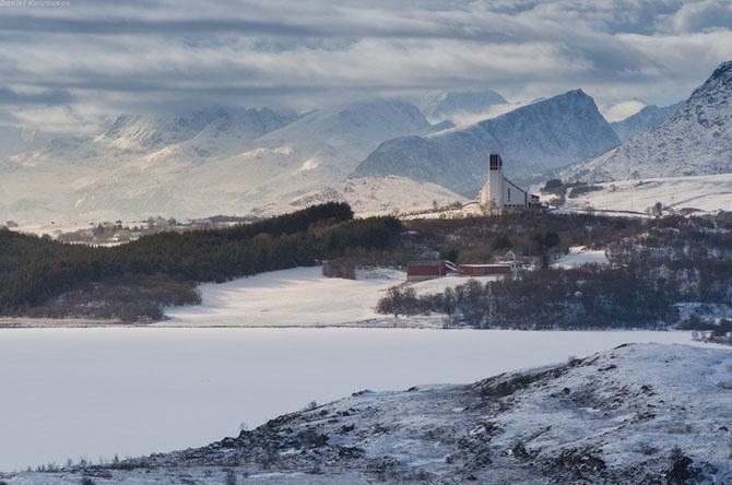 Лофотенские острова норвегия 17 (670x444, 211Kb)