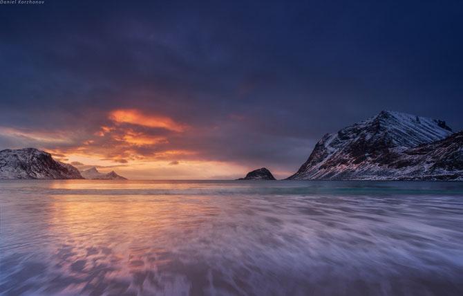 Лофотенские острова норвегия 21 (670x428, 147Kb)