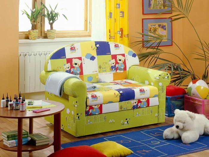Купить Детский Диван Кровать