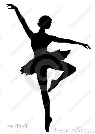 Как вырезать балерину из бумаги своими руками