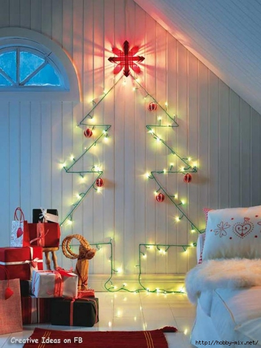 Alternative-Christmas-tree-ideas-tree-from-decorative-lights-585x779 (525x700, 233Kb)