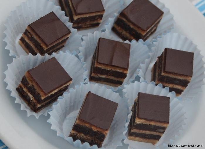 Марципановое печенье, трюфели и шоколадные шарики (1) (700x510, 200Kb)