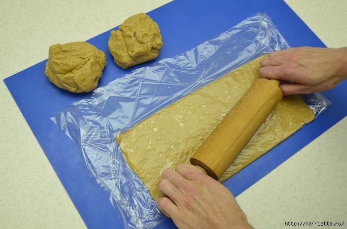Марципановое печенье, трюфели и шоколадные шарики (5) (700x463, 229Kb)