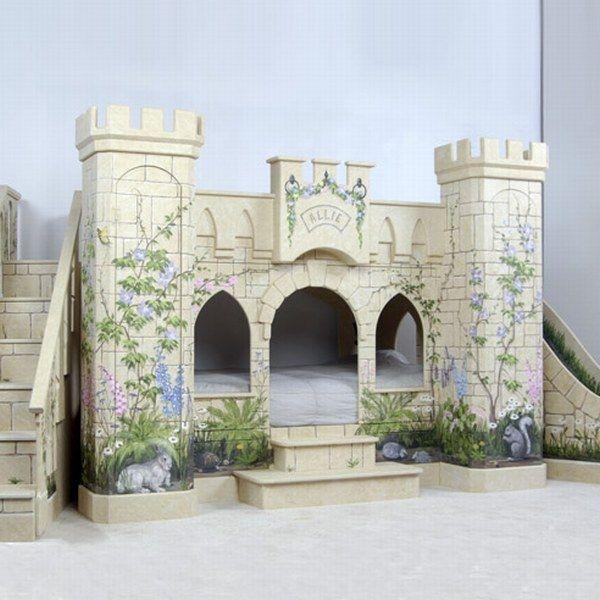 Сказочный дизайн комнаты для маленькой феи) (2) (600x600, 168Kb)