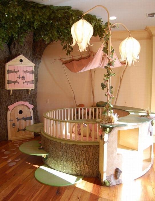 Сказочный дизайн комнаты для маленькой феи) (18) (542x700, 273Kb)