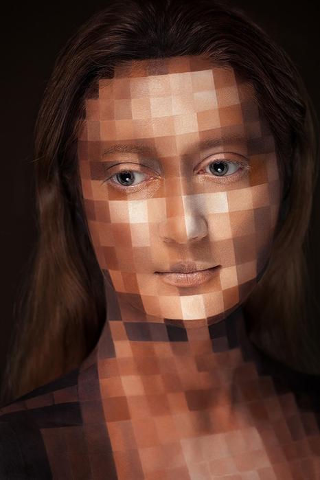 боди арт на лице фото 7 (466x700, 187Kb)