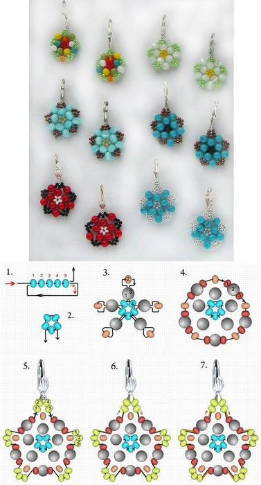 DIY-Beautiful-Bead-Flower-Earrings (377x700, 47Kb)