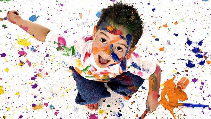 Детский мир улыбок