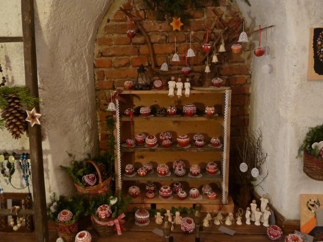 Ажурные яблочки к Рождеству. Очень красиво) (6) (660x495, 177Kb)