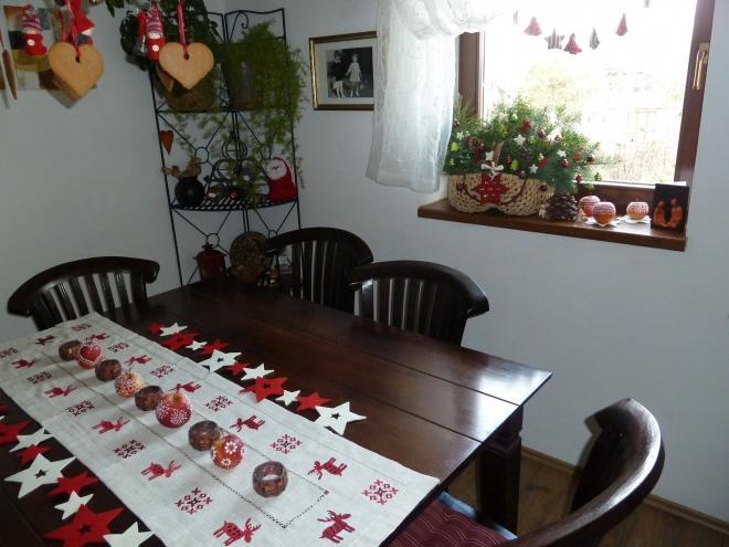 Ажурные яблочки к Рождеству. Очень красиво) (10) (660x495, 146Kb)