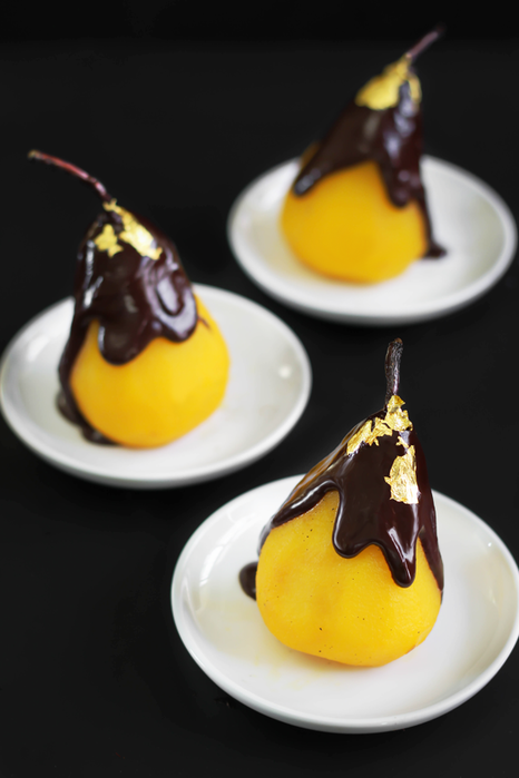 Saffron poached pears sprinkle bakes 1a (466x700, 265Kb)