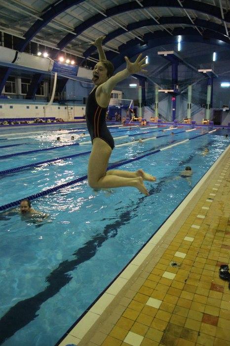 Открытый Чемпионат по плаванию Среди Любителей  Бассейна 'Саратов'