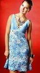 Платье в технике ирландского кружева - Вязание для женщин Платьице в технике ирландского узоры Размер...