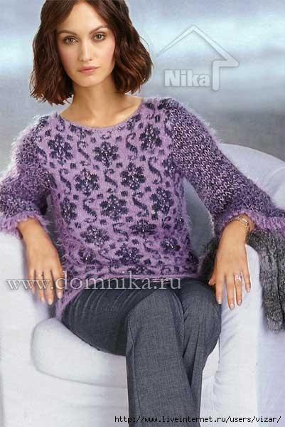 pulover-s-zhakkardovym-uzorom (401x600, 127Kb)