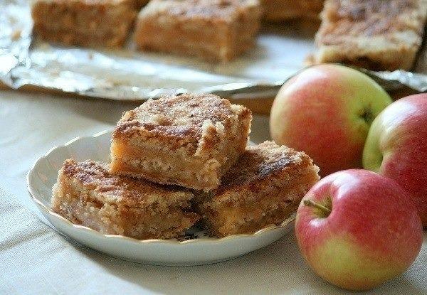 яблочный пирог (600x415, 182Kb)