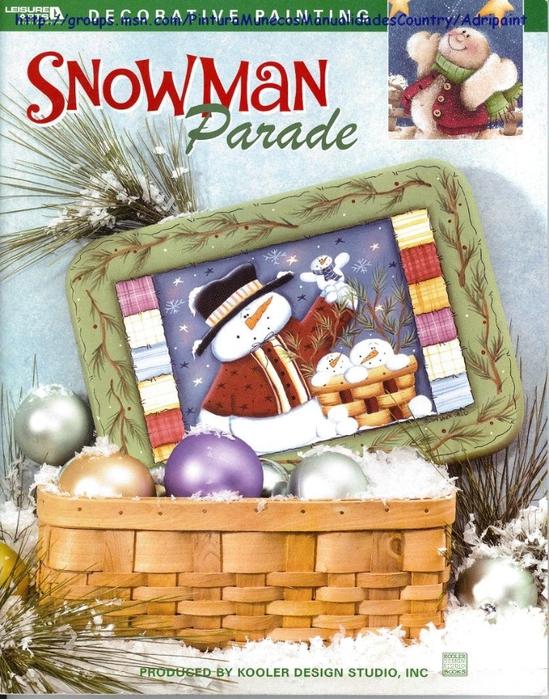 _Snowman Parade FC (549x700, 361Kb)