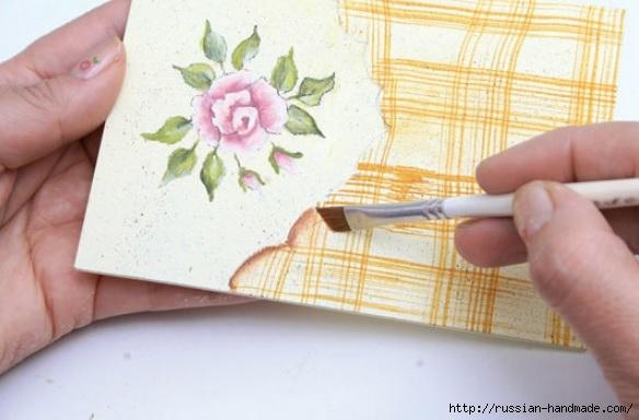 Фото мастер-класс по росписи стеклянной масленки (19) (584x384, 123Kb)