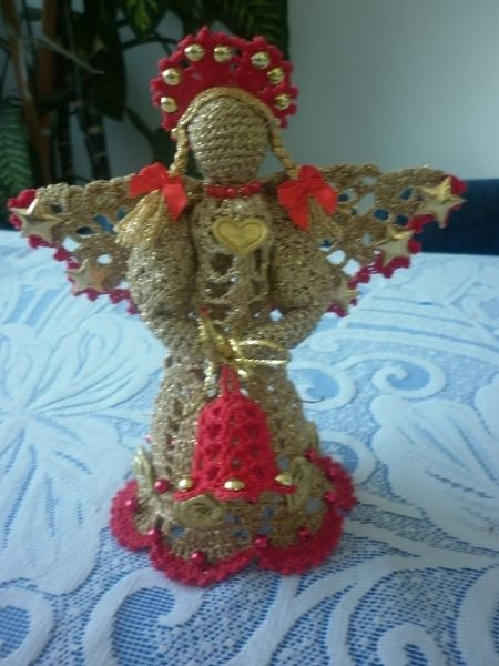 Рождественские ангелы крючком (58) (450x600, 137Kb)