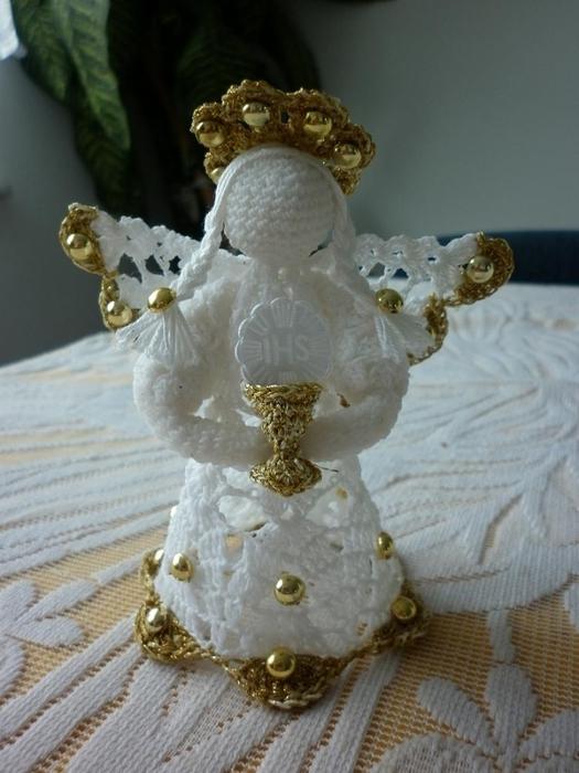 Рождественские ангелы крючком (105) (525x700, 226Kb)