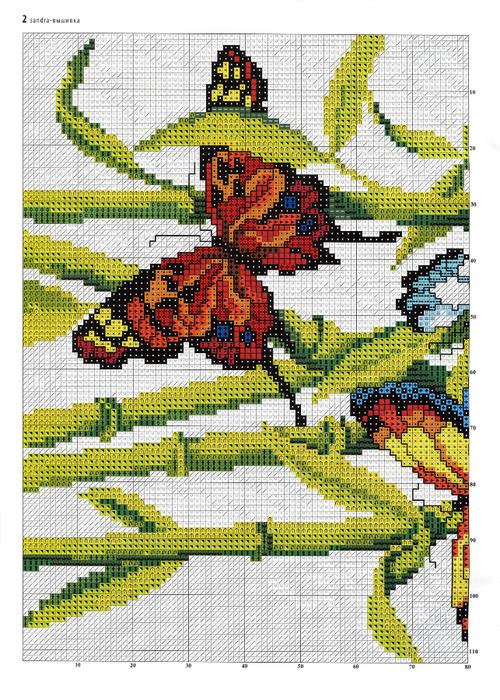 бабочки (2) (500x700, 540Kb)