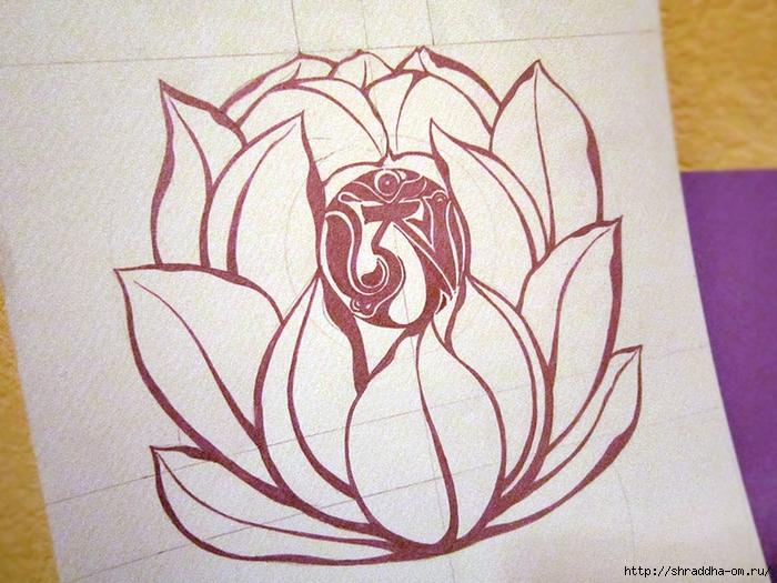 мастер-класс по открытке, автор Shraddha (6) (700x525, 337Kb)
