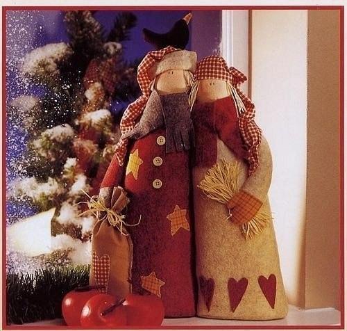 Рукоделие подарки к новому году