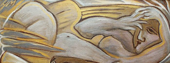 Персональная выставка живописи 'Дорога домой'