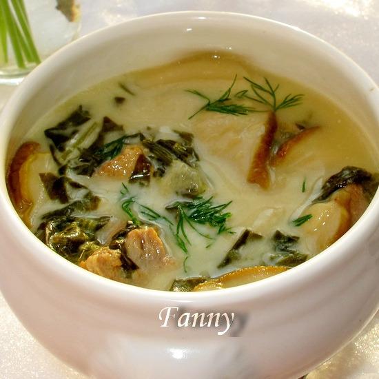 Суп с белыми грибами, телятиной и сухариками (4) (550x550, 189Kb)