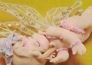 Сказочный эльф для детского торта. Лепка из мастики (17) (300x213, 43Kb)