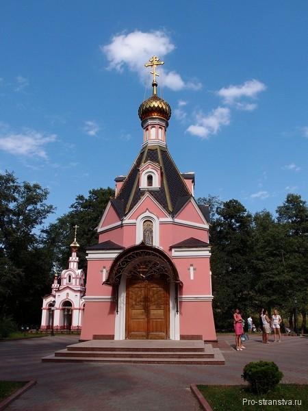 Церковь Преподобного Давида Серпуховского (450x600, 167Kb)