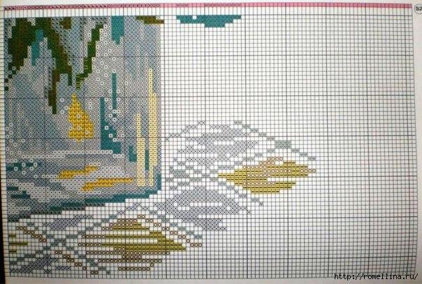 Часть 6 - Схема вышивки