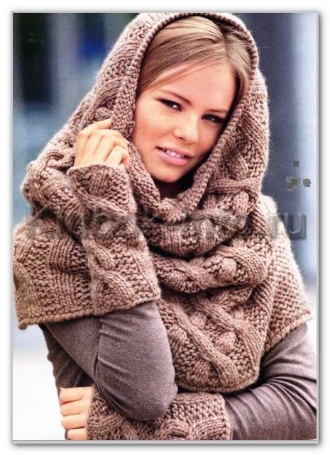шарф хомут (465x642, 212Kb)