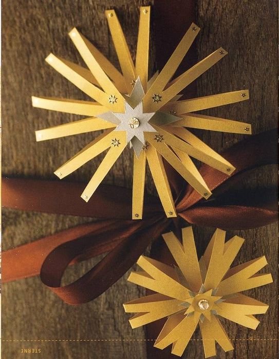 новогодние поделки из бумаги (35) (543x700, 312Kb)