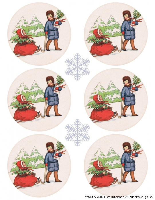 4964063_Vintage_Christmas_girl_and_boy__3_5_round_printable__lilacnlavender (541x700, 305Kb)