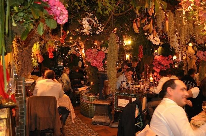 красивый ресторан Mas Provencal 1 (679x451, 272Kb)
