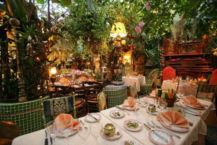 красивый ресторан Mas Provencal 8 (700x467, 314Kb)