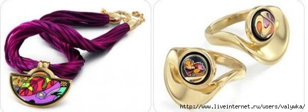 Красивые ювелирные украшения Freywille / эксклюзивные