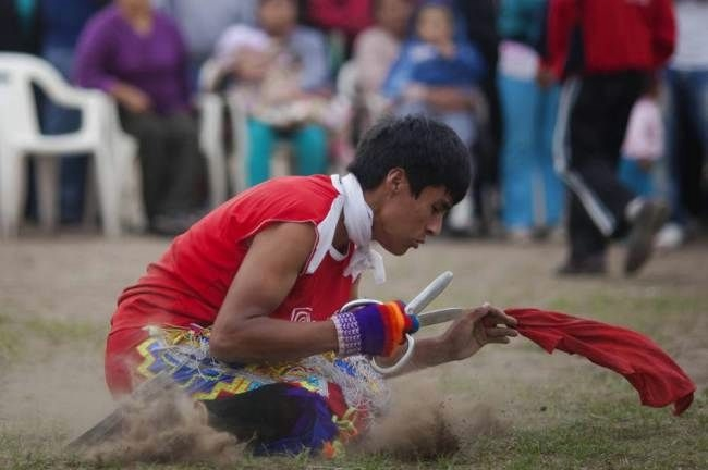 перуанский танец с ножницами фото 9 (650x432, 80Kb)