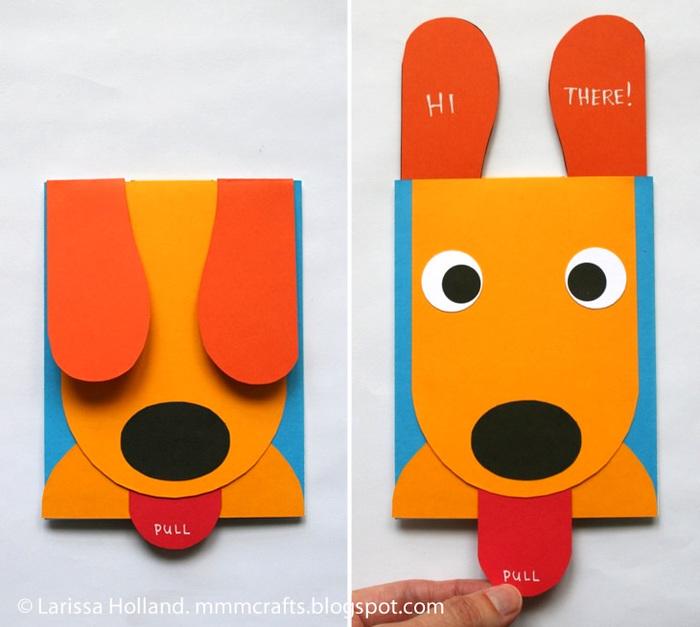 Объемные игрушки из бумаги на новый гЛегкие