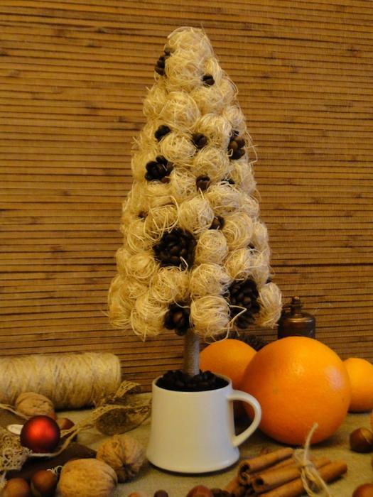 Композиции из кофе своими руками фото 945