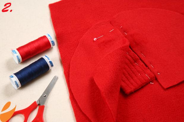 Шьем теплый жилет для мальчика. Выкройка в натуральную величину и мастер-класс (7) (620x413, 609Kb)