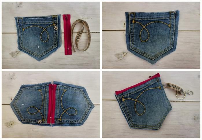 Аксессуары и украшения из старых джинсов. Мастер-классы (2) (700x484, 239Kb)
