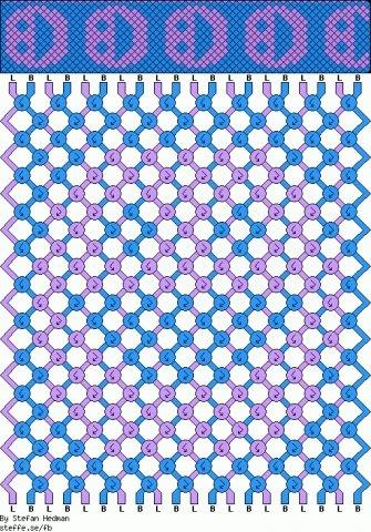 Схема плетения сердечек из ниток ОБЪЁМНОЕ ПЛЕТЕНИЕ ИЗ БИСЕРА СХЕМЫ